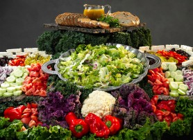 Demeris Catering Greek Salad